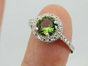 Turkish-Handmade-Jewelry-925-Sterling-Silver-Alexandrite-Stone-Women-Ring-Sz-8