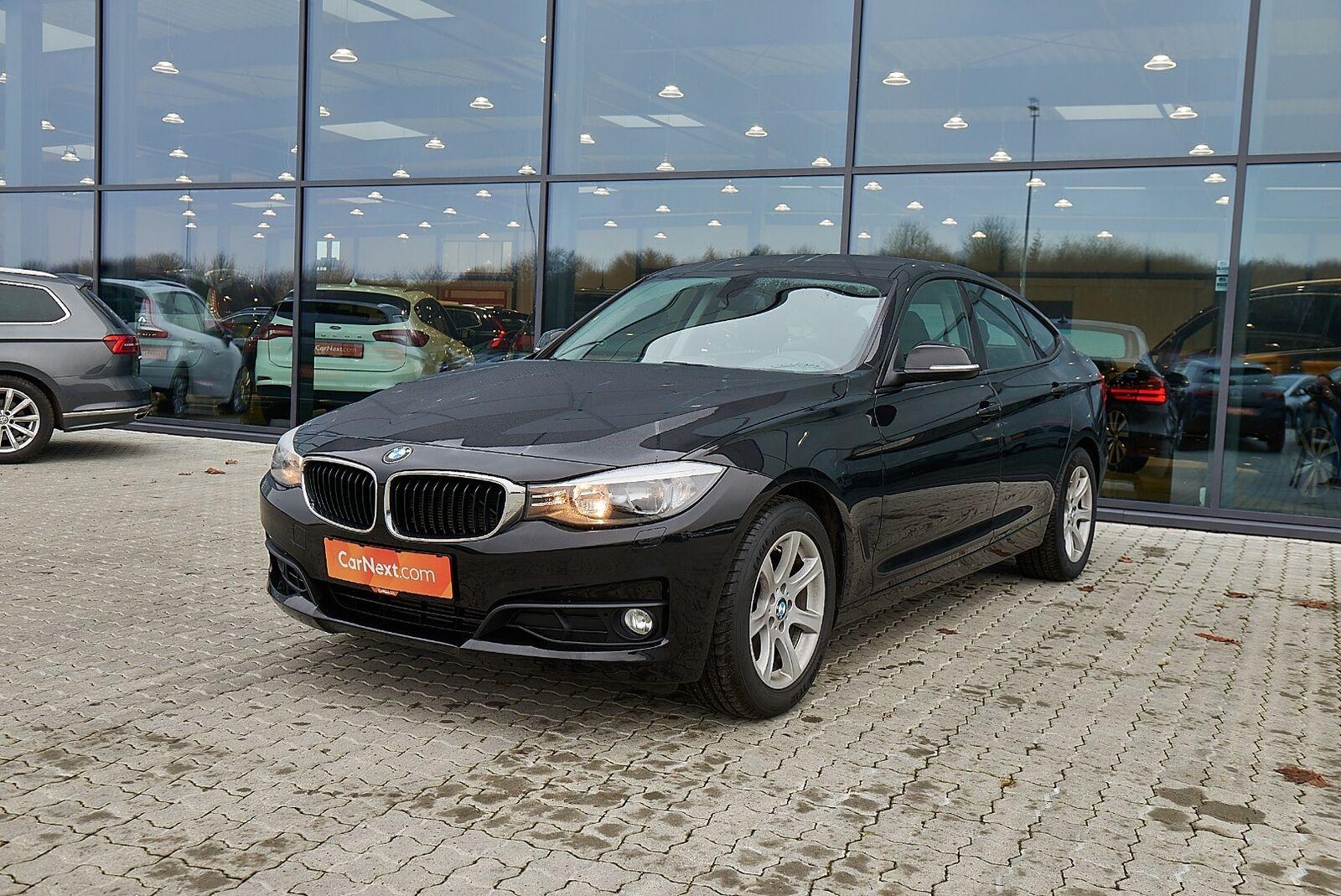 BMW 320d 2,0 Gran Turismo aut. 5d - 229.900 kr.