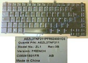 Clavier-Azerty-Quanta-P-N-AEZL2TNF211-Acer-1691-et