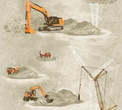 Bodenbeläge & Fliesen Creation Tapete Kollektion Little Stars 358701 Attraktives Aussehen Erfinderisch A.s
