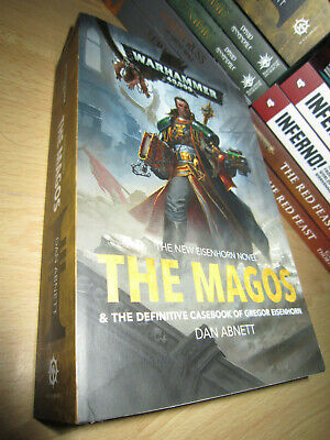 Warhammer 40K The Magos Black Library PB NEW