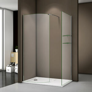 Walk In Shower Enclosure Cubicle Curved