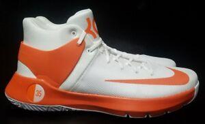 8090b73aac2c Nike KD Trey 5 IV Promo Basketball Orange White 856484-180 Men Shoes ...