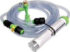 Python 50-Feet No Spill Clean And Fill Gravel Vacuum Aquarium Maintenance Kit