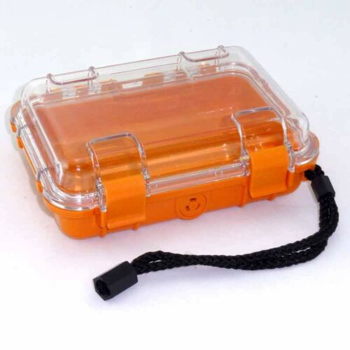 71304-O Outdoor Dry Box Koffer wasserdicht ABS Kunststoff Camping Survival