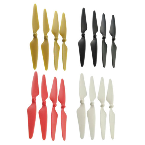 16Pcs 3 Colors Four-Axis Aircraft Propellers Props CW CCW For MJX B3 Bugs 3
