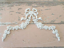 FURNITURE APPLIQUES* ONLAYS MOULDINGS SHABBY n CHIC ARCHITECTURAL SCROLLS PAIR