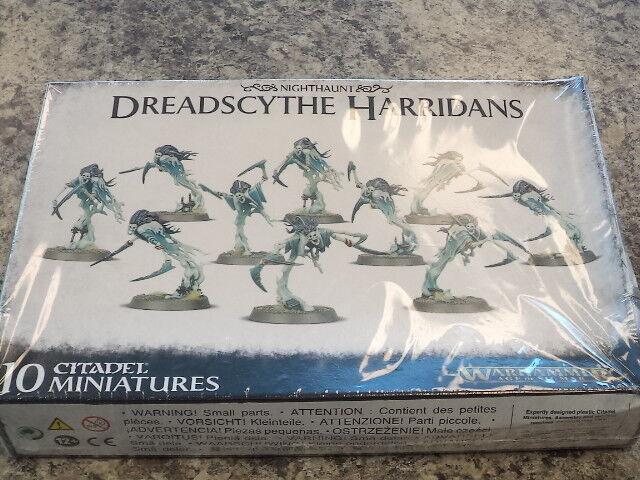 Dreadscythe Harridans Nighthaunts Warhammer Age of Sigmar Model New