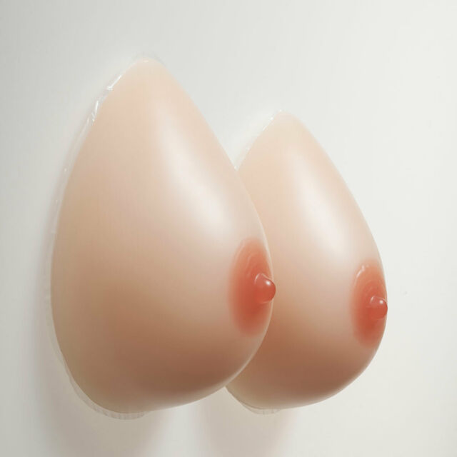 A-FF Cup Silicone Artificial False Breasts Cosplay Sexy Boobs Enhancer Style