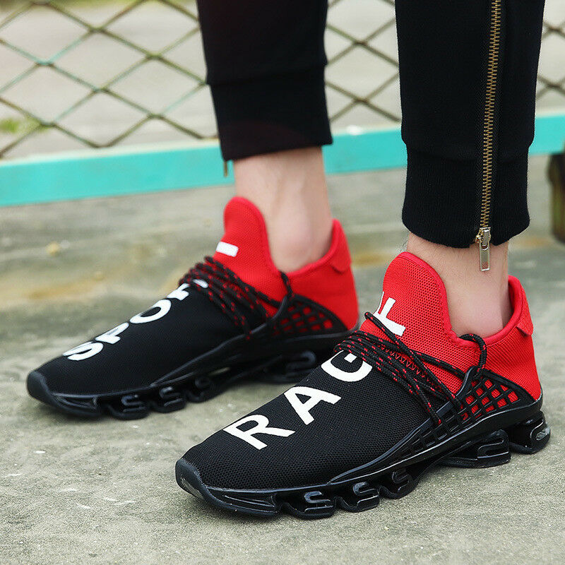 Men's Fashion Sneakers Casual Sports Athletic Breathable Outdoor Running shoes