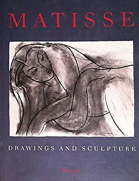 Matisse : Drawings and Sculpture Hardcover Ernst-Gerhard Guse