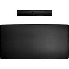 Leather Desk Pad Protector Multifunctional Office Large Desk Pads Desktop Mat