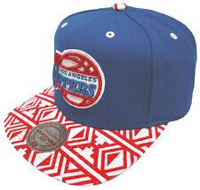 Mitchell & Ness Los Angeles Clippers Aztec Snapback EU157 Cap Kappe Basecaps New