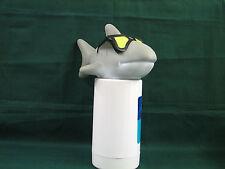 Floating Shark w/ Sunglasses Pool Chemical Dispenser Chlorine Tablet 87271