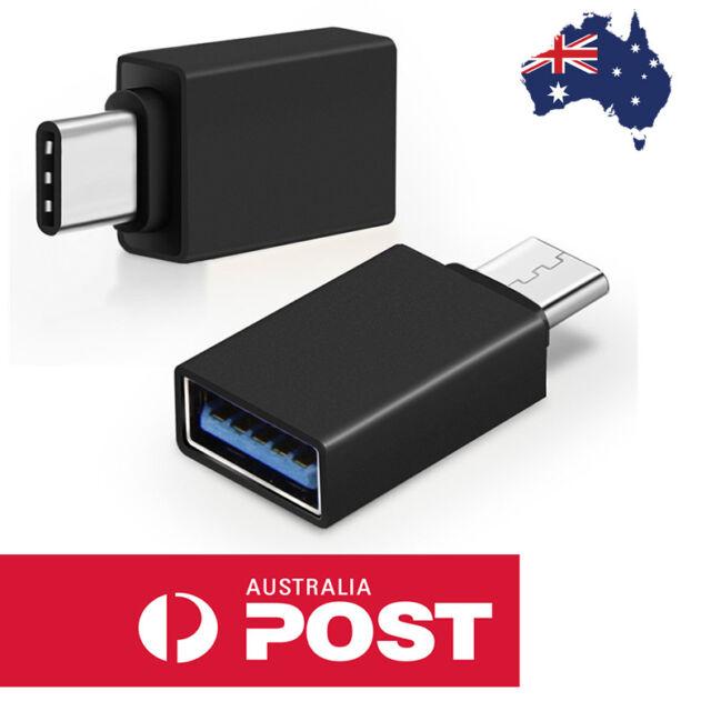USB 3.1 Type C Male to USB 3.0 PREMIUM A Female Converter USB-C Data OTG Adapter