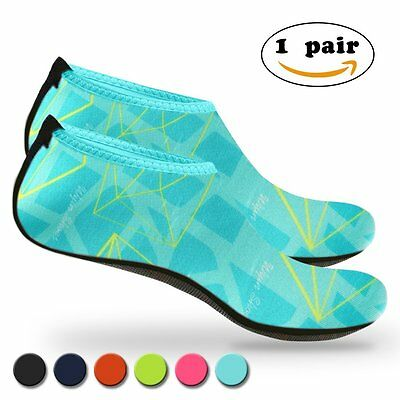 Nlife Barefoot Water Shoes Aqua Socks Sand Socks For Beach Surf Pool Swim Yoga &