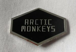 NEW-Arctic-Monkeys-039-Tranquility-Base-Hotel-amp-Casino-039-enamel-badge-Tickets-Mod
