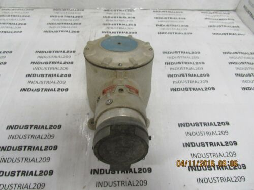 CROUSE HINDS RECEPTACLE WSQC5640 60A USED