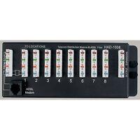 Audtek Wh8thdsl 8-port Telephone Module W/dsl Filtering on sale