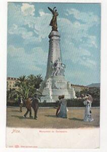 Nice-Monument-Du-Centenaire-France-Vintage-U-B-Postcard-US095