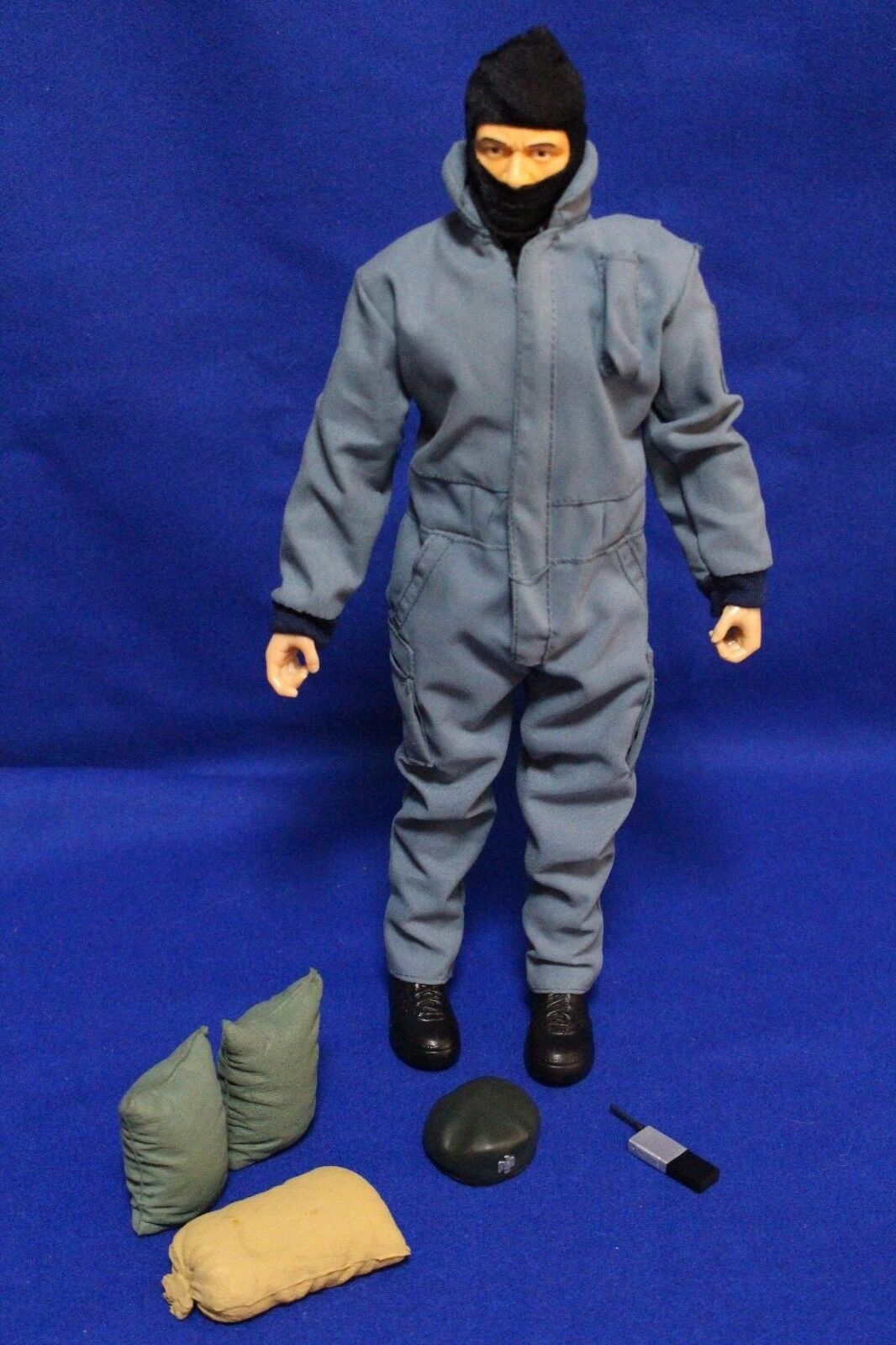 12 inch or 1 6th scale Toy Action Figure