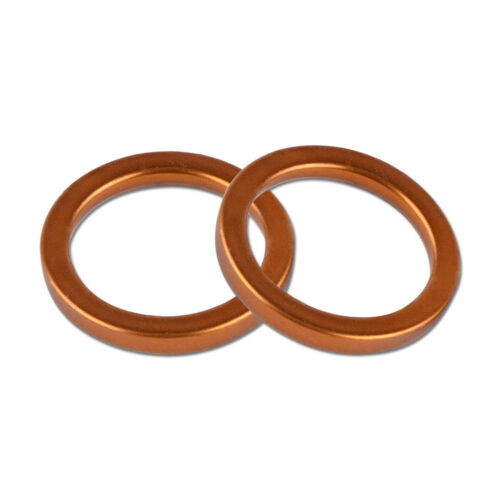 Exhaust Gaskets For Honda ATC125M 86-87,ATC185S ATC200 1981-1983,ATC200E 82-84