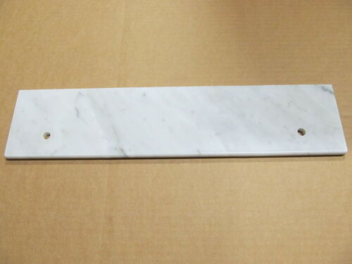 National Cash Register New Italian White Carrara Marble 332 Size