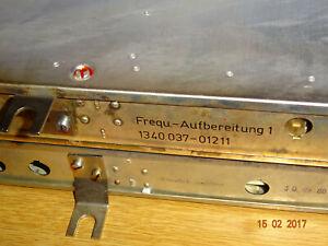 Frequenzaufbereitung-1-original-versiegelt-Einzelstueck-geprueft-RFT-FWB