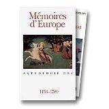 Collectif-Memoires-d-039-Europe-coffret-3-volumes-1993-Broche