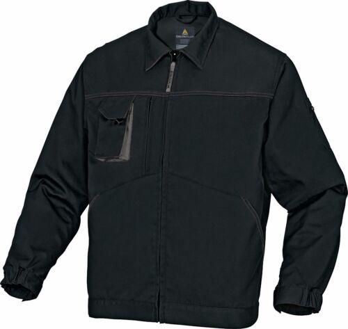 Delta Plus Panoply M2VE2 Mach 2 Mens Drivers Jacket Work Coat Uniform Workwear