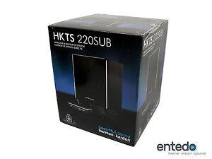 Harman-Kardon-HKTS-220-SUB-230-Wireless-Aktiv-Subwoofer-Lautsprecher-NEU-35-65