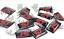 Ford ST 3D Mini Sticker Decal Emblem Badge Wheel Button Dash Fiesta Foucs X 5