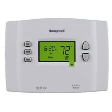 Honeywell RTH2510B1000/A Thermostat - For Heat Pump, Air Conditioner, Furnace