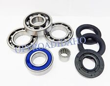 REAR DIFFERENTIAL BEARING & SEAL KIT ARCTIC CAT 375 AUTOMATIC 2002 2X4 2WD 4X4