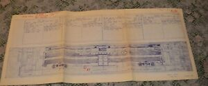 Set-3-1973-Milwaukee-Road-Railroad-Suburban-Passenger-Car-blueprints