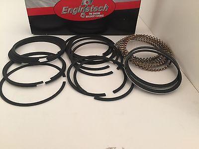 SB Ford 302 HASTINGS Moly Piston Rings .060 5//64 5//64 3//16 4.060 BORE