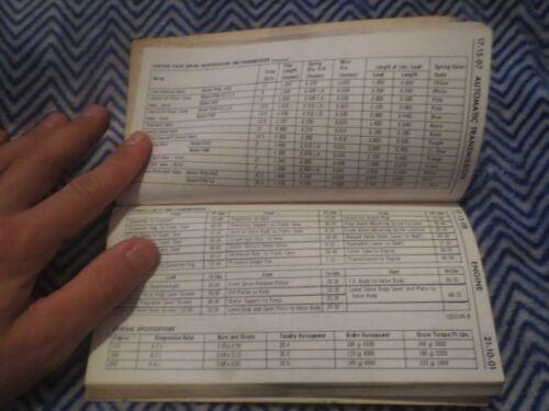 1971 FORD MUSTANG TORINO GALAXIE LTD THUNDERBIRD MAVERICK SPEC SHOP MANUAL