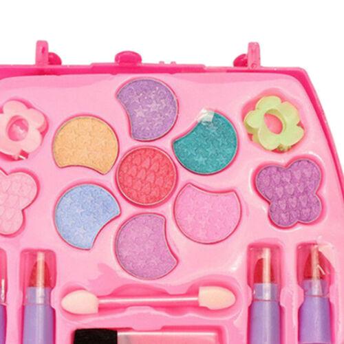 Schminksachen Schminkset Prinzessin Kosmetik-Set Mädchen Rollenspiel Spielzeug
