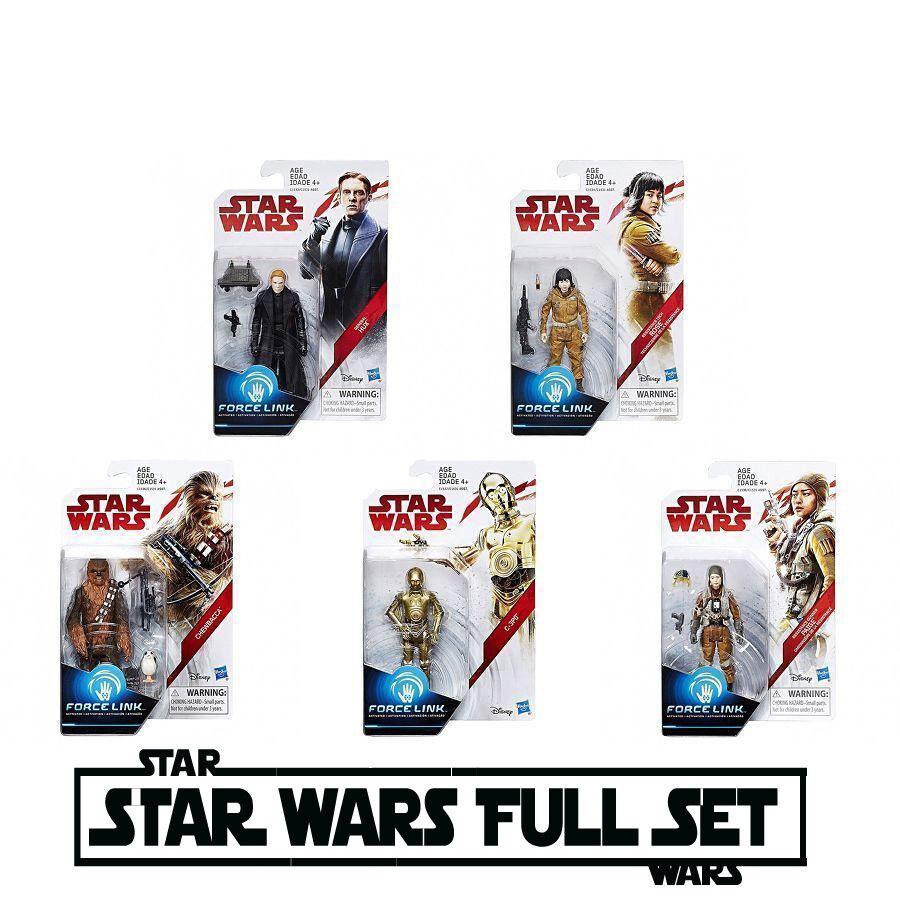 Star wars jedi - truppe die letzte verbindung 3,75  welle 2 satz 5 hux Rosa c - 3po paige