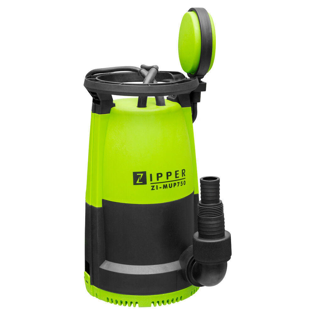Pompa d'acqua sommergibile 3 in in in 1 pulisce sporco taglio Zipper ZIMUP750 12000 L f6b457