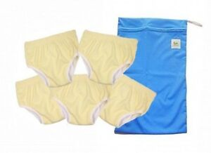 Reusable-Bamboo-Toilet-Potty-Training-Pants-5-Pack-FREE-Wetbag