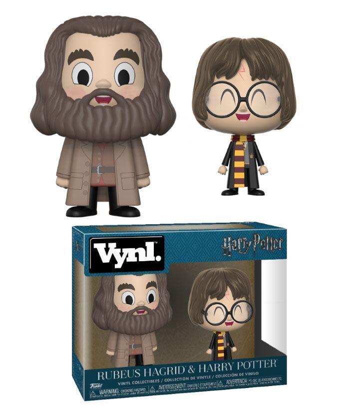 Figurine Figurine Figurine Pop - Harry Potter and Hagrid - Funko 44b01b