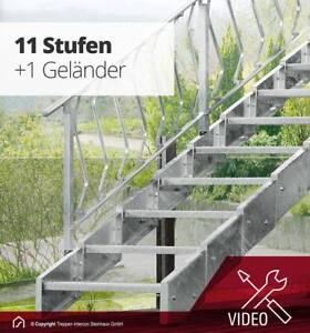 Metalltreppe Innotec Aussentreppen Stahl Balkontreppe Treppe Aussen
