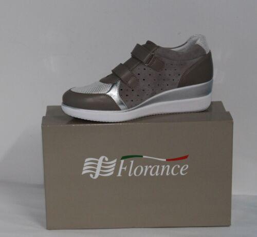 Scarpa Italy Donna Pelle Vera Sistem Comodissime Florance Made In Prodotto Flex 4prq4wP