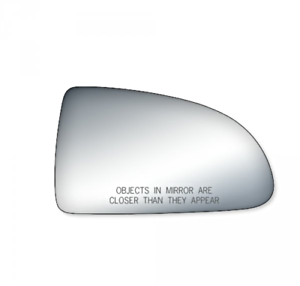 Fits 05-10 Chevy Cobalt 07-10 Pontiac G5 Right Pass Mirror Glass Lens w//adhesive