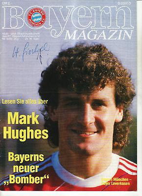 Bayer 05 Uerdingen BL 87//88 FC Bayern München
