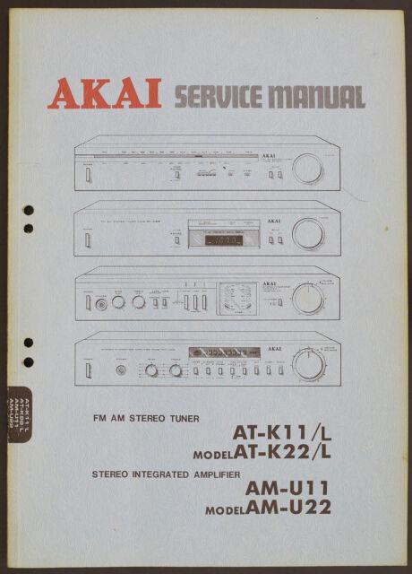 Akai At Diagram  Parts List O170
