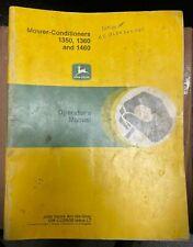 John Deere Mower Conditioners 135013601460 Operator Manual Om Cc30635 L7 S 6