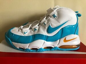Details about Nike Air Max Uptempo 95 Blue Furry CK0892 100 Mens Basketball Shoes Sneakers
