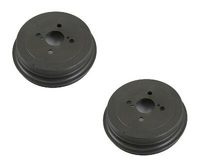 For Toyota Paseo Tercel 1990-1998 Set of 2 Rear Brake Drums Opparts 405 51 175